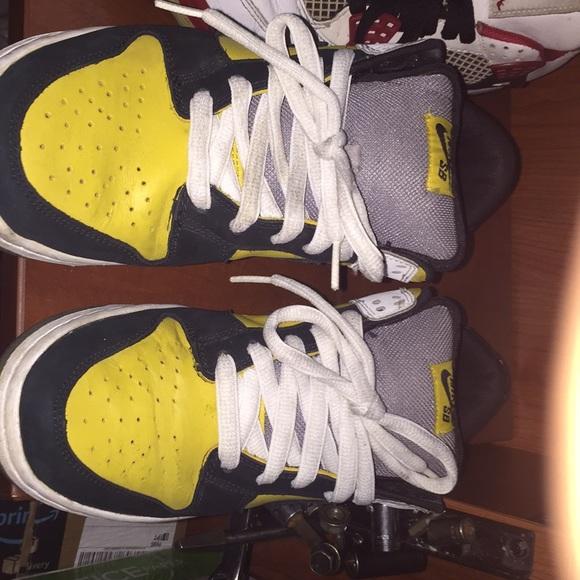 Nike Shoes | Nike Sb Dunk Low Bic Size